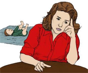 产后抑郁症的原因